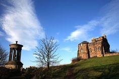 Calton Hill, Edinburgh Scotland ~ aaah one day!
