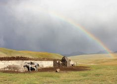 Silk Road, Central Asia, Rainbows, Artists, Landscape, Travel, Inspiration, Products, Biblical Inspiration