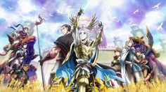 Arslan Senki (The Heroic Legend of Arslan) | This anime wasn't bad. Exciting plot, lovable characters and awesome music. Also, the characters were designed by the mangaka who wrote/drew FMA