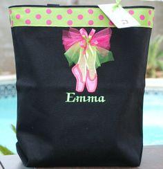 dance bags | ballet dance bag | Lainey