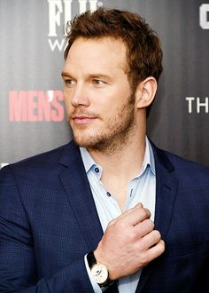 Yes sir. Chris Pratt.