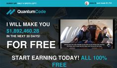 With Quantum Code, users will be able to earn extra income in the comfort of their OWN home for FREE! Make Cash Fast, Surveys For Money, Earn Extra Income, Free Ads, Earn Money Online, Coding, Usa, Make Money Online, Earn Extra Money Online