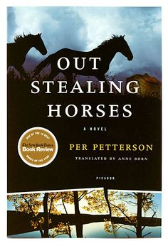 book reviews out stealing horses