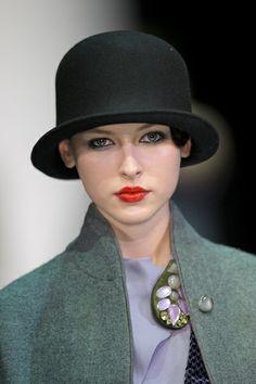 bd8690875d5 Emperio Armani Bowler Hat Emporio Armani