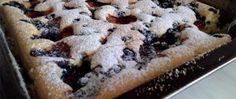 Nadýchaná bublanina Czech Recipes, Ethnic Recipes, Sweet Cakes, Cheesesteak, Nutella, Banana Bread, Pie, Toast, Cookies
