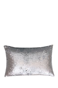 Thro Home - Molly Mermaid Reversible Sequin Pillow - Silver at Nordstrom Rack. Free Shipping on orders over $100.