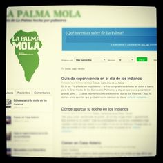La Palma Mola, Guía Local de La Palma hecha por Palmeros