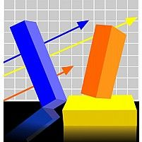 Illustration of graph blocks and arrows