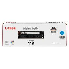 Canon Toner Cartridge, 3400 Page Yield, Black