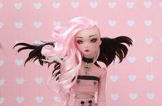 ball jointed doll Nariko, Full set,collectible resin OOAK,BJD resin doll, art doll by varvyanskayadolls on Etsy