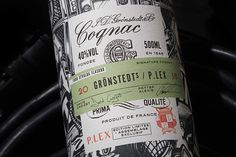 Consultez ce projet @Behance: \u201cGrönstedts / P. Lex Signature Cognac\u201d https://www.behance.net/gallery/50172411/Groenstedts-P-Lex-Signature-Cognac
