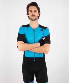 What do you think about this simple, yet stylish cycling set? Check in out on our website! Men's Cycling, Red And Blue, Collars, Short Sleeves, Brand New, Zipper, Website, Stylish, Simple