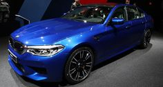 Is BMW's New AWD M5 Good Enough To Take On The Mercedes E63?