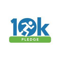Image result for pics of 10k pledge