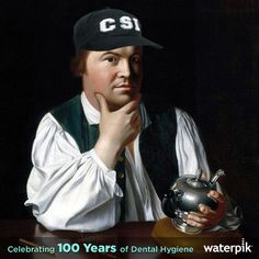 Patriot Paul Revere was a dentist and the first person known to use dental forensics; he identified a colonial colonel killed at the Battle of Bunker Hill, by the dental bridge he wore.