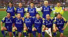 Coppa Campioni 1995/96 Juventus