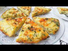 S několika přísadami a za 10 minut‼ ️ Budete mít nejneuvěřitelnější večeři🔝👌 Asmr - YouTube Omelettes, Quiche, Baked Omelette, Brunch, Le Diner, Few Ingredients, Buffet, Food And Drink, Asmr