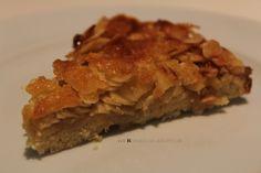 Ricas Receitas: Tarte de Amêndoa caramelizada | Caramelized Almond Tart