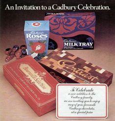 cadburys chocolate advert 1970 - Google Search