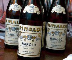 The V.I.P. Table: The Master of Traditional Barolo: Giuseppe Rinaldi History & Retrospective Tasting