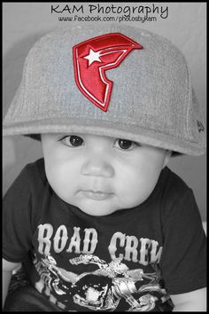 www,facebook,com/photosbykam Kid Photography Kid Photography, Color Splash, Baseball Hats, Facebook, Black And White, Kids, Baby, Young Children, Baseball Caps