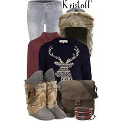 """""""Kristoff from Disney's Frozen"""" by totallytrue on Polyvore"""
