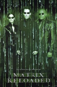 The Matrix (2) Reloaded (2003)