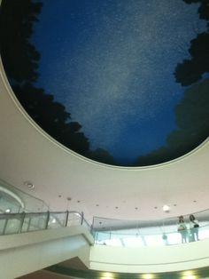 Hiroshi Senju at Haneda airport