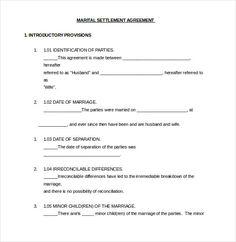 Marriage separation agreement separation agreement separation separation agreement template check more at httpsnationalgriefawarenessday9697 altavistaventures Choice Image