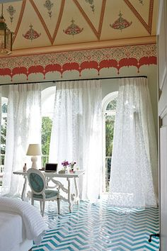 Francis Ford Coppola's hotel palazzo in his Italian home town - Palazzo Margherita in Bernalda in Southern Italy