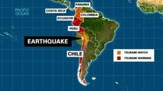 Terremoto de magnitud 8,2 sacude Chile y activa alerta de tsunami en la región – CNN en Español: Ultimas Noticias de Estados Unidos, Latinoa...