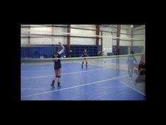 ▶ Katie Chatten Volleyball Skills 2013 Recruit - YouTube