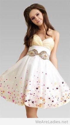 Semi floral women dress for teenage girls