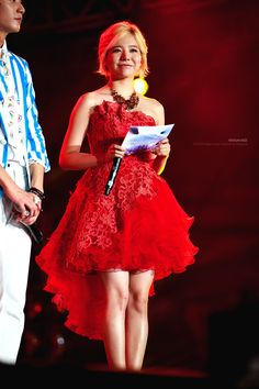 """SNSD Sunny at """"SUPER JOINT CONCERT"""" in Thailand"""