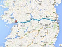 Galway to Ireland   Guia Turística à Distância