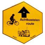 Achtkastelenroute Vorden - GPS en bewegwijzerd (34 km)