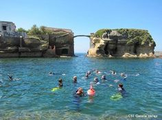 snorkeling in naples italy   Snorkeling Tour - AMP Gaiola - Picture of Naples, Province of Naples ...