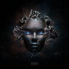SerialThriller™ — DAMMARIS, face of a cursed past