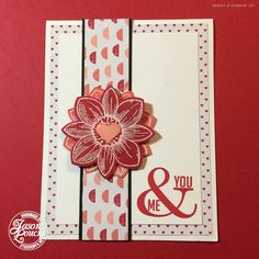 Stampin' Up! - You and Me