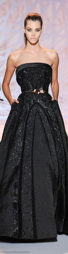 Zuhair Murad Haute Couture   F/W 2015   Download the app today: https://purelyapp.com