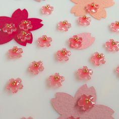 春の小桜ピアス