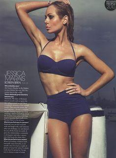 Inspiration: Jessica marais. Love her. Absolute bombshell!
