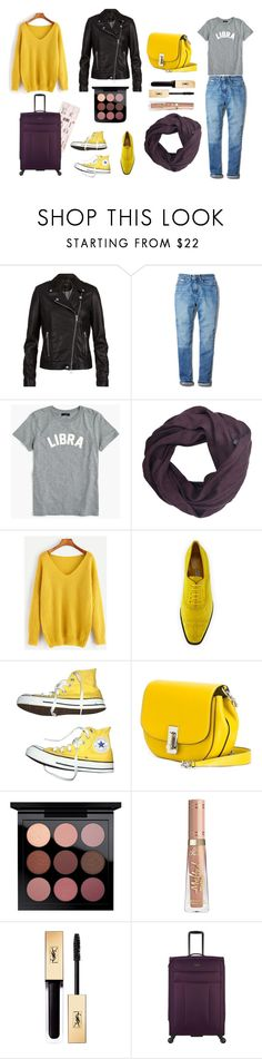 """""""The world is mine"""" by lida-shny on Polyvore featuring мода, SET, Calvin Klein, J.Crew, Manolo Blahnik, Converse, Marc Jacobs и Antler"""