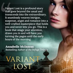Variant Lost (The Evelyn Maynard Trilogy Book This Is A Book, Her World, Paranormal Romance, Regrets, Writing Prompts, Knock Knock, Book 1, Bestselling Author, Writer
