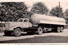 Diamond T 980 tractor unit conversion