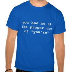 19 Super Smart Tees To Celebrate National Grammar Day