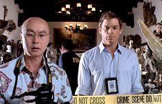 Dexter TV Series - Sceens from Season 1 | Season 6 Behind The Scenes Video