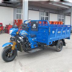 Huajun Motor Tricycle - Rocketumblr