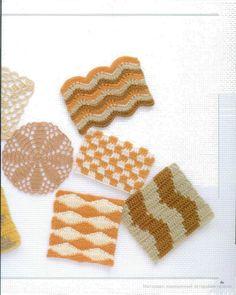 Gallery.ru / Foto # 52 - crochet Claro y Simple 1993-1910 - Valera22