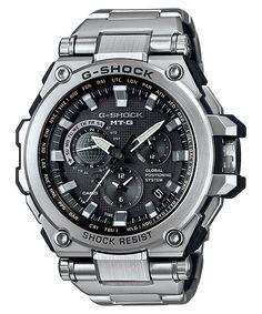 MTG-G1000 New G-Shock MT-G with GPS Hybrid Timekeeping
